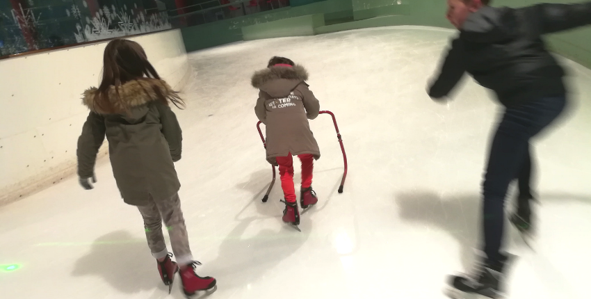 GLISSEO / PATINOIRE A CHOLET