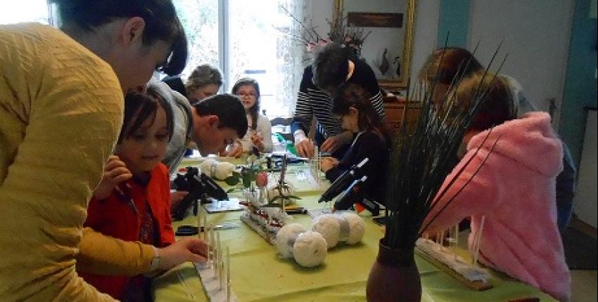 atelier art floral briollay