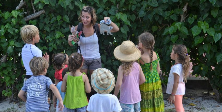 magic events garde sur mesure enfants angers
