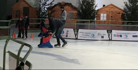 glisseo patinoire cholet