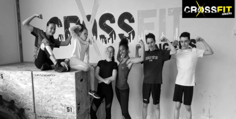 crossfit angers activite sportive 5 16 ans