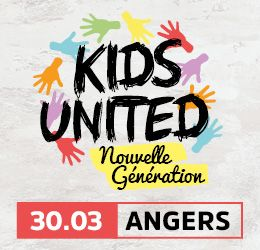 KIDS UNITED ANGERS
