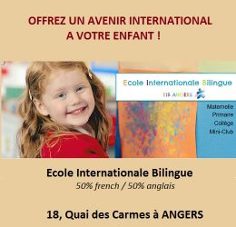 ecole internationale bilingue angers